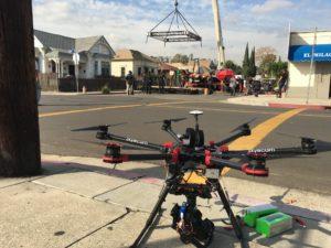 la drone production company