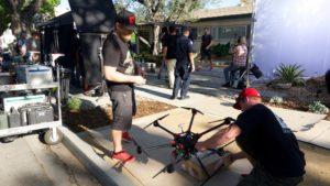 drone delivery la