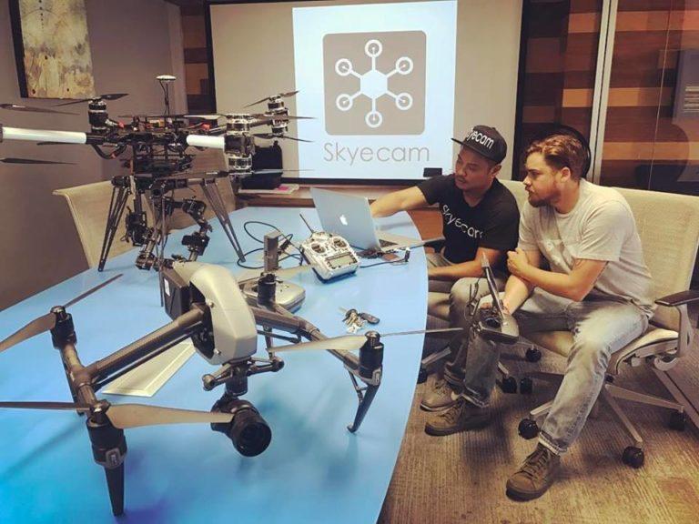la drone company