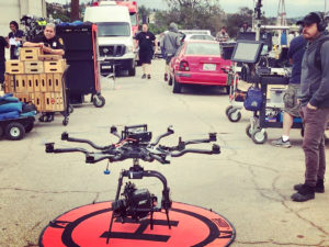 los angeles drone operations