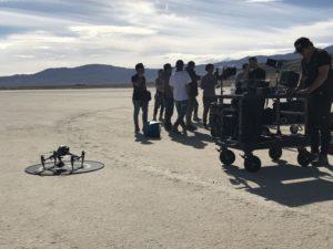 drone service in los angeles