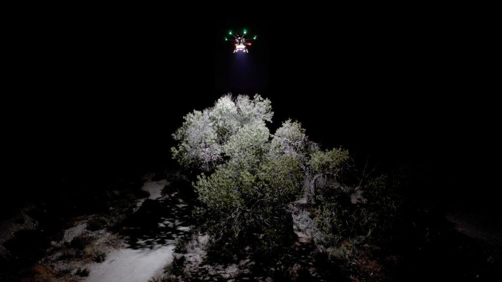 drone video los angeles