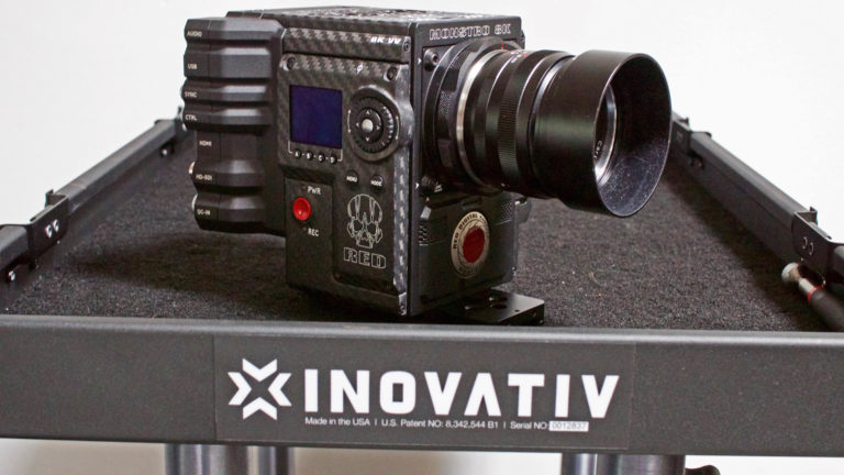 red camera 8k rental